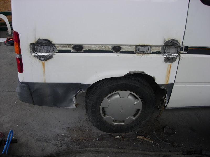 [Mk3]Résto Ford transit nugget WESTFALIA DSCN6845