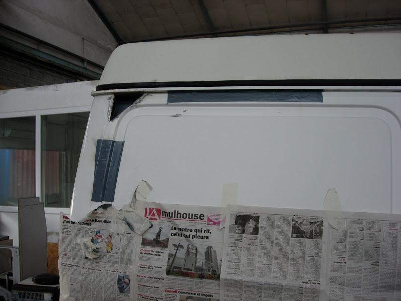 [Mk3]Résto Ford transit nugget WESTFALIA DSCN6898