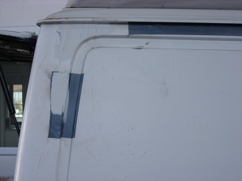 [Mk3]Résto Ford transit nugget WESTFALIA DSCN6913