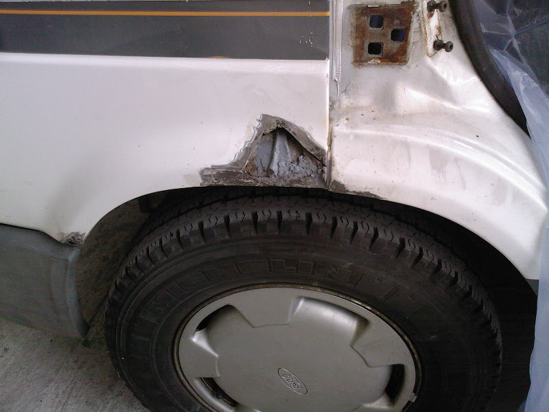[Mk3]Résto Ford transit nugget WESTFALIA - Page 2 SP_A0626