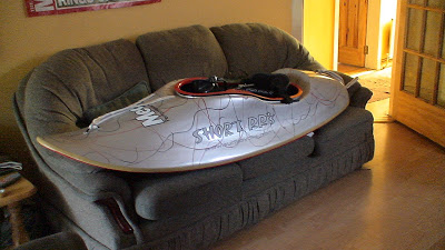 Surf Kayak and Playboat for sale DSC00801