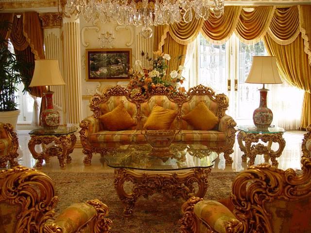 قصر الممثل الهندي شاروخان Shahrukh-khan-house-palace-2