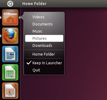 Настройка Unity в Ubuntu 11.04 Home-folder-quicklists