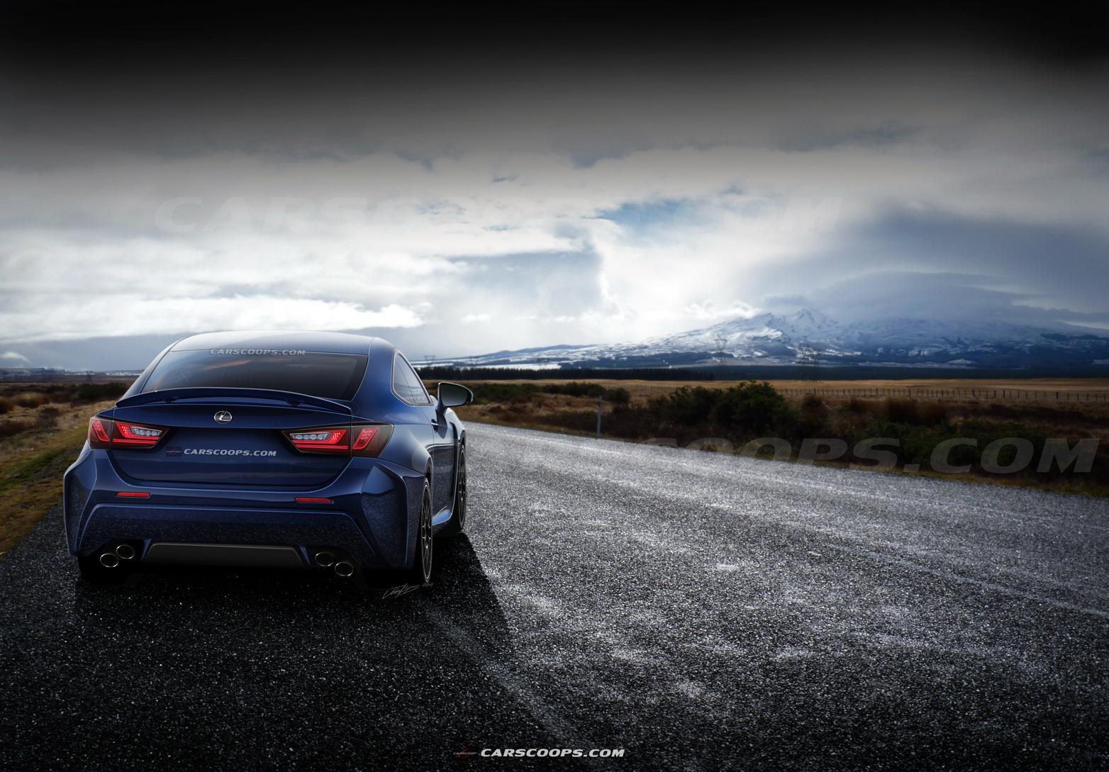 2014 - [Lexus] RC Coupé / RC-F - Page 2 2015-Lexus-RC-F-Carscoops-Copyright-2%25255B4%25255D