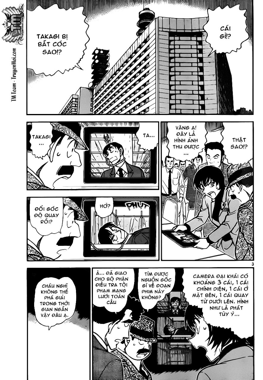 Conan Chap 805: Anh Em Nhà Wataru    03