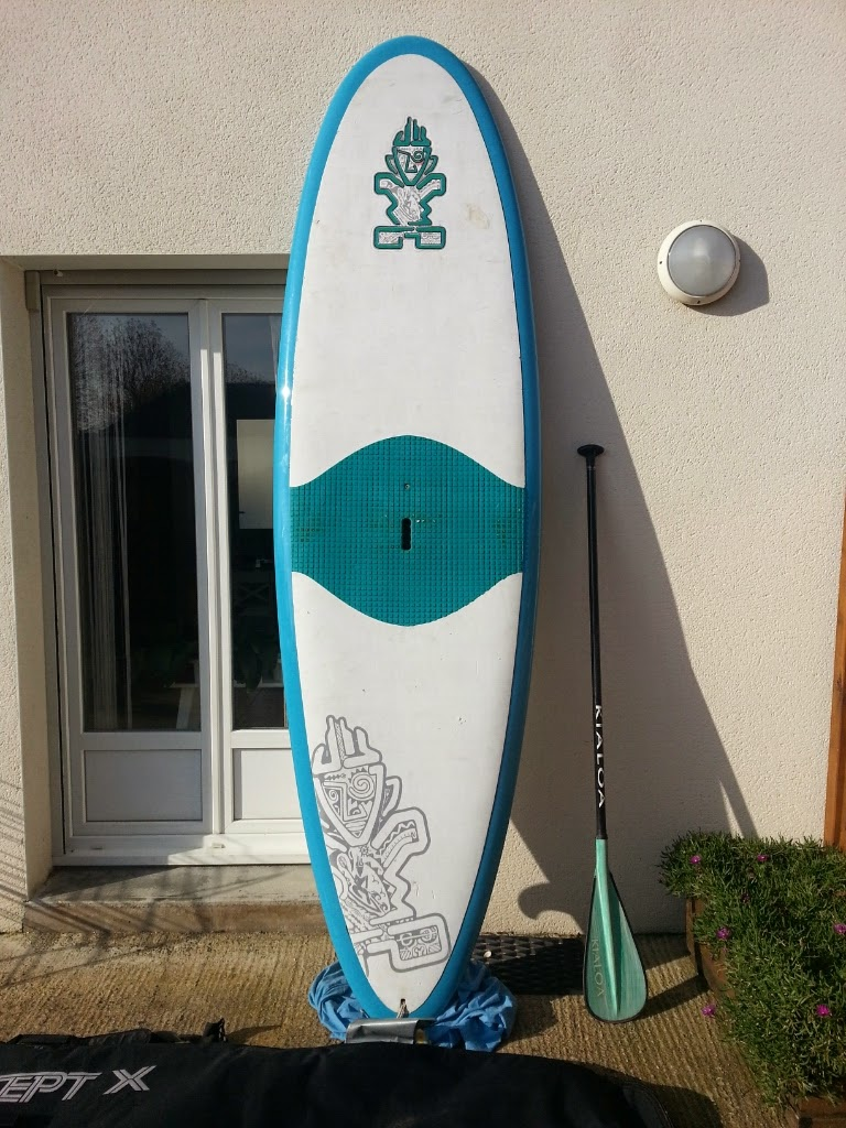 Paddle Starboard Whopper 10'0 x 34.0 x 4.1 20141121_131608