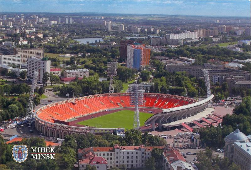 FC BATE BORISOV VS F.C. BARCELONA UEFA CHAMPIONS LEAGUE JORNADA 2  PS-044-BY