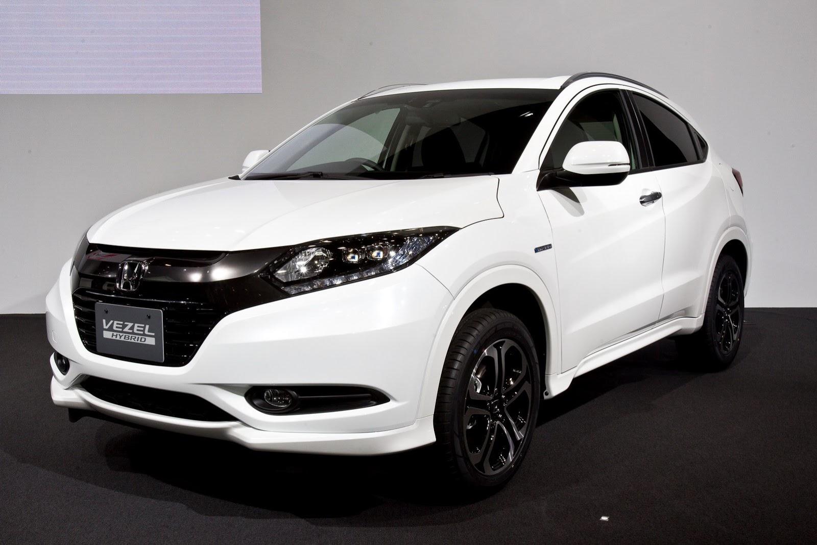 2014 - [Honda] Vezel / HR-V - Page 2 Honda-Vezel-3%25255B2%25255D