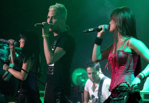 Samo za RBD (oblačila za koncerte) 0726RB11
