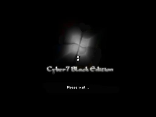 النسخة الخرافية Windows Se7en Black Edition 2010 بتحديثات شهر يناير بحجم 1.31 جيجا على اكثر من سيرفر , سيرفرات صاروخية Sshot-1