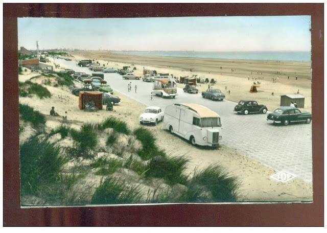 Camping car et véhicule publicitaire à identifier Busje