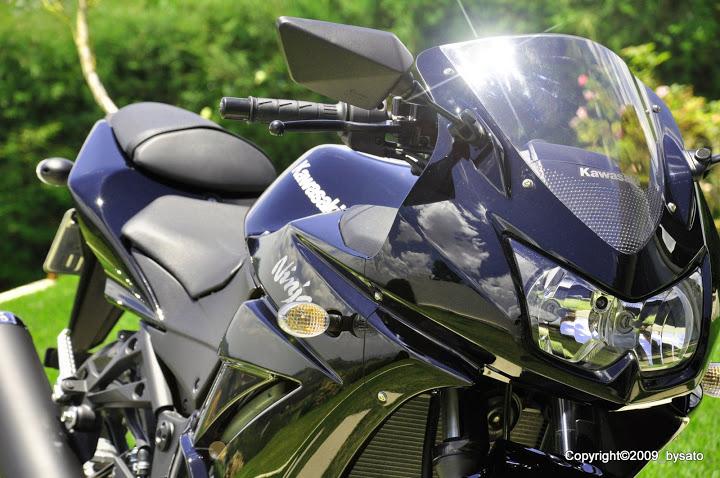 Kawasaki Ninja 250R CSC_5580