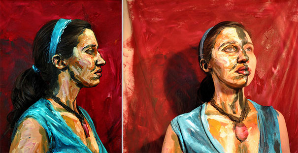 Alexa Meade Fake-Paintings-jamie