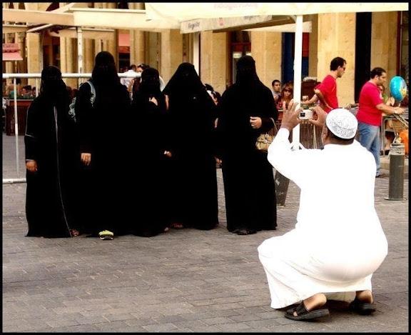 ¡Qué guapas! Fotomusulmanes