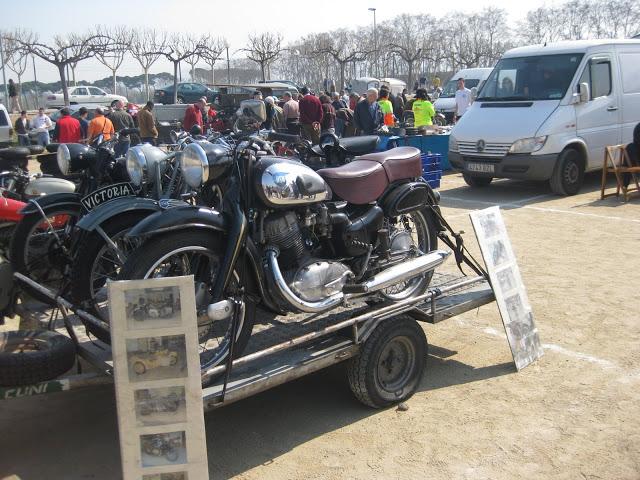 14 marzo 2009. Llotja de vehicles antics i classics. Santa Perpetua de Mogoda 100_6995