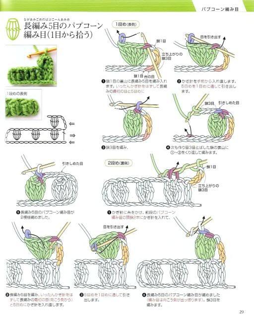Những mũi MÓC (2) Crochet26