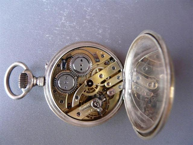 comment identifier un calibre de montre gousset ? MVT1
