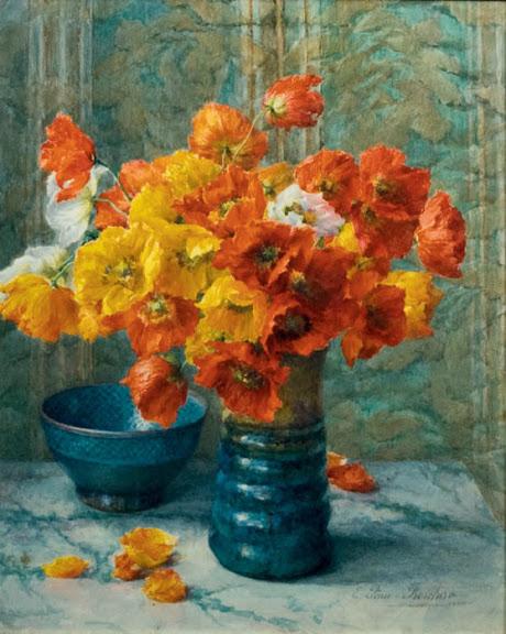 Omiljena slikarska tema Makovi Eugenie%20juliette%20faux-froidure