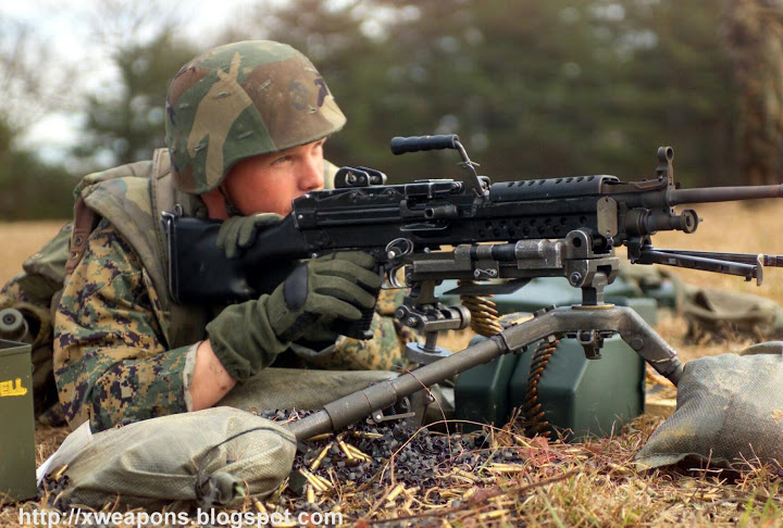 افضل المدافع الرشاشة M249_FN_MINIMI_DM-SD-05-05342