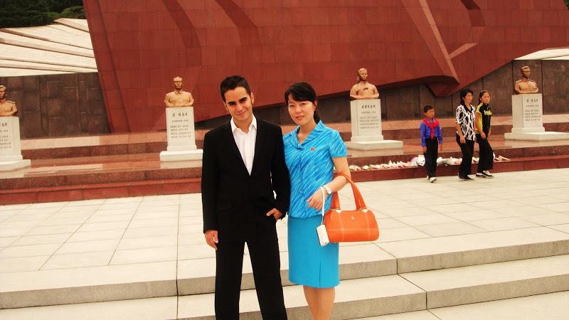 Fotos de las Crónicas de Un Viaje a Corea Cementerio%20de%20los%20M%C3%A1rtires%20Revolucionarios