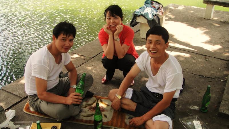 Fotos de las Crónicas de Un Viaje a Corea Monte%20Jongbang