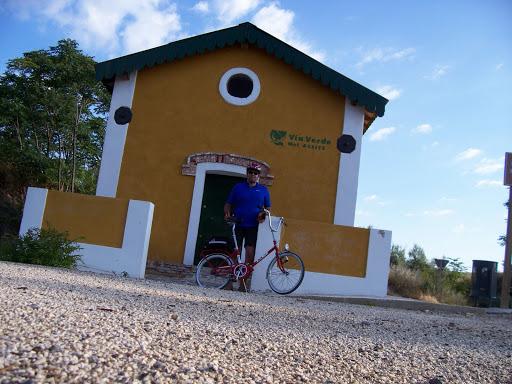 Restaucación de bicicleta BH plegable 20´ 100_3124