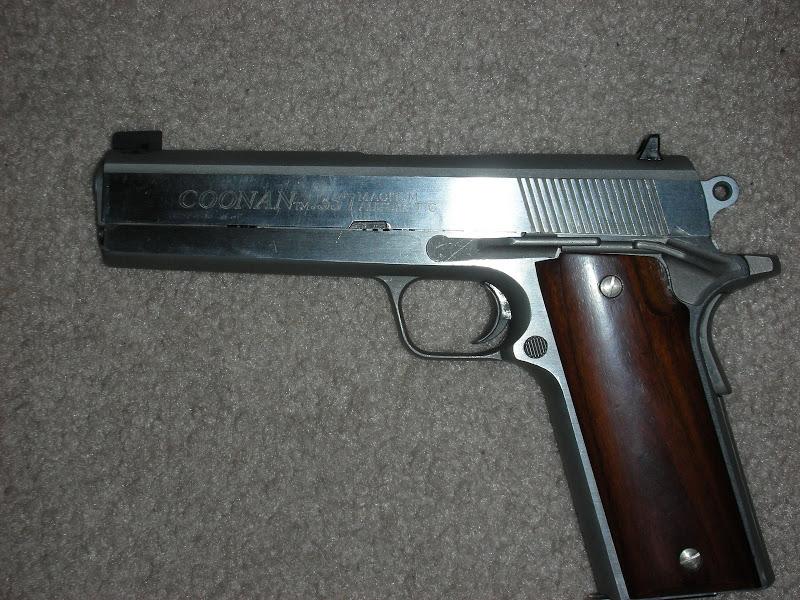 Colt Springfield 1911. DSCN1915