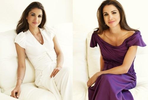 اטּْـاقـﮧ الملكـﮧ« رآانيا » }♥♥ Queen-Rania-of-Jordan-4%5B6%5D