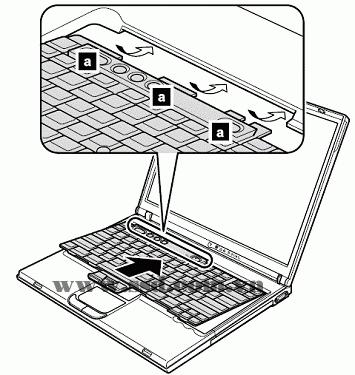 Hướng dẫn tháo lắp LAPTOP IBM™ ThinkPad T IBM15