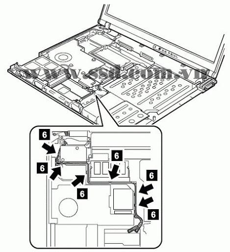 Hướng dẫn tháo lắp LAPTOP IBM™ ThinkPad T IBM4_11.png