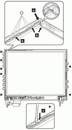 Hướng dẫn tháo lắp LAPTOP IBM™ ThinkPad T IBMp8_7.png