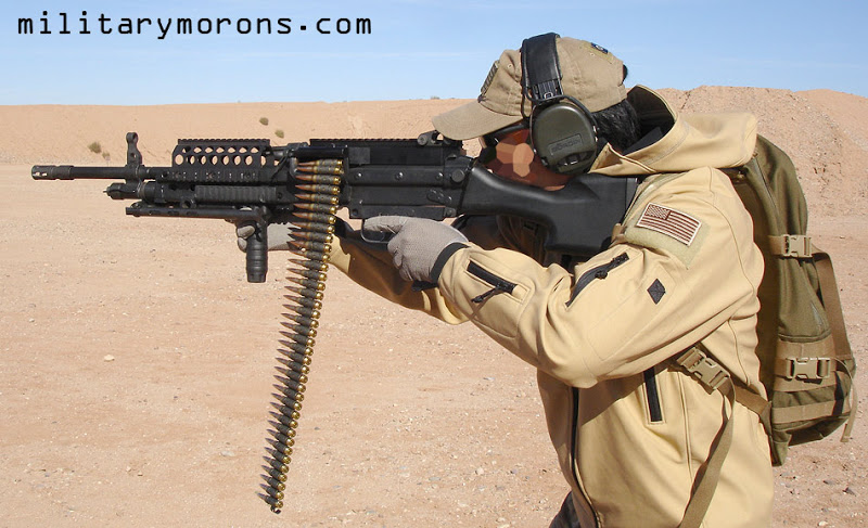"""The Airsoft Automatic Weapons Guide AKA """"The Gunners Bible"""" Vltor82"""