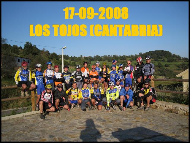27/9/2008 LOS TOJOS. CANTABRIA 0-TOJOS