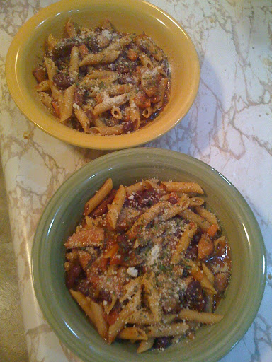 Bean, Tomato, and Pasta Soup (Pasta e Fagioli, sorta) Photo%202-766285
