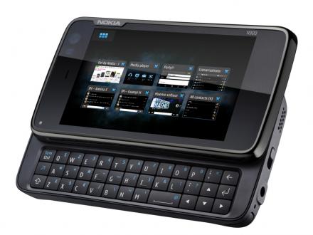 نوكيا تعلن رسميا عن هاتف مايمو القادم [N900] Nokia-N900