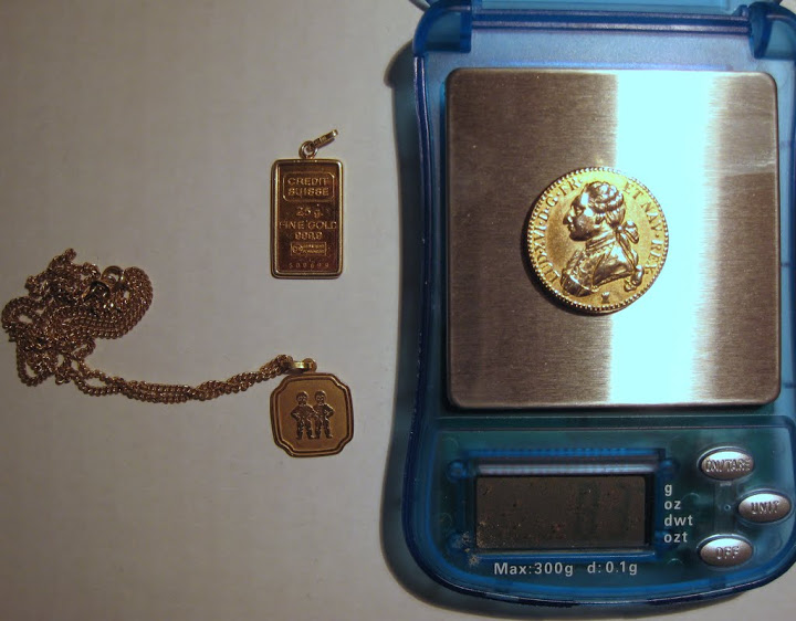 Imitation d'un louis d'or au buste habillé dit aux lunettes IMG_1997