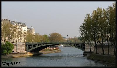 Une semaine printannière à Paris 56.QuaisSeine