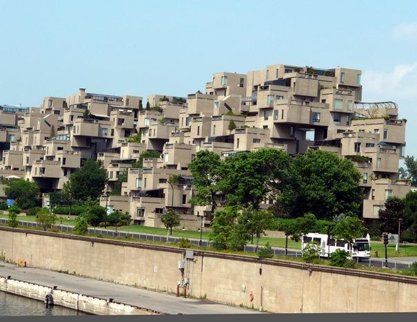 50 بناية غريبة من المعالم تاريخي 08-habitat67-thumb