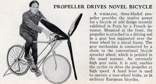 Écarteur de gaine du modèle E (sans garde-boue) et utilisation originale de son point de fixation Lrg_prop_bike