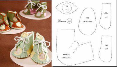 خياطة احذية للاطفال رائعة جدا Sapatinho%206