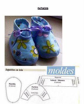 خياطة احذية للاطفال رائعة جدا Sapatinhos%206