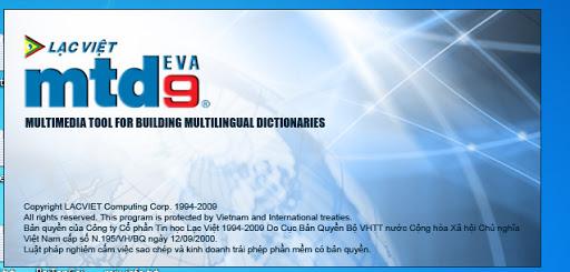 Lạc Việt MTD9 bản full <kèm theo crack> 1