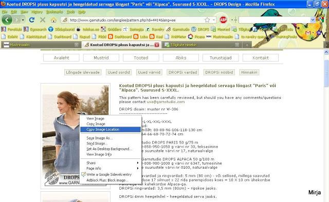 pilti - Kuidas lisada netialbumitest pilte siia foorumi postitusse Leht1