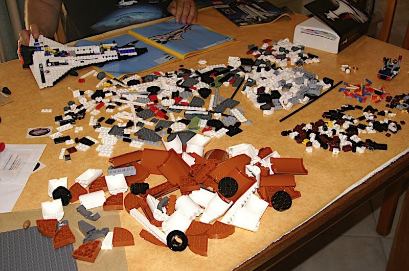 Navette en LEGO PICT8692