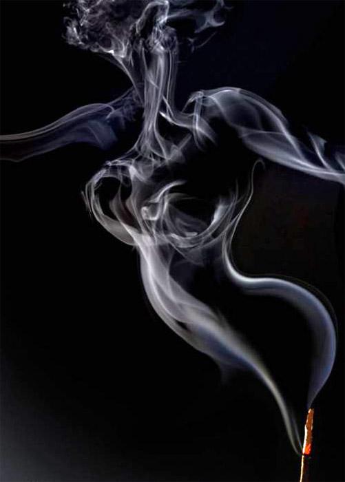 الرسم بالدخان........... 2345425tertert