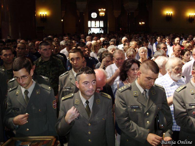 """Парастос жртвама """"Олује"""", субота 4.8.2012. P8040070"""