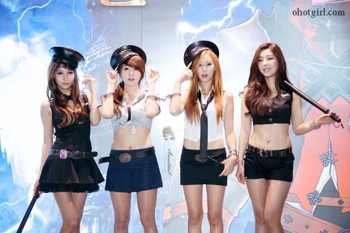 Han Ga Eun Dungeon and Fighter 2011 -  Dungeon-and-Fighter-2011-Han-Ga-Eun-14