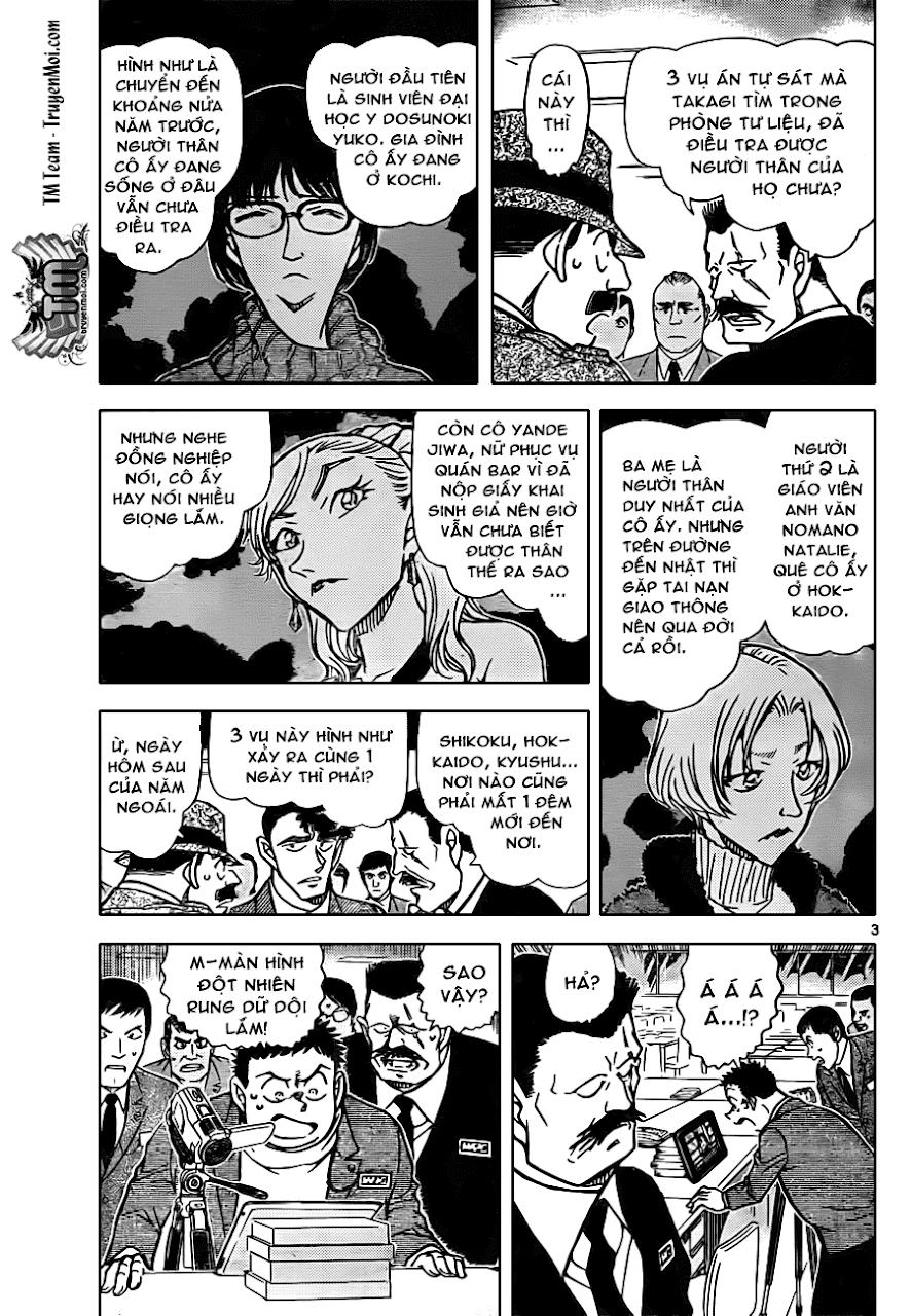 Conan Chap 806: Ý Chí Được Kế Thừa 03
