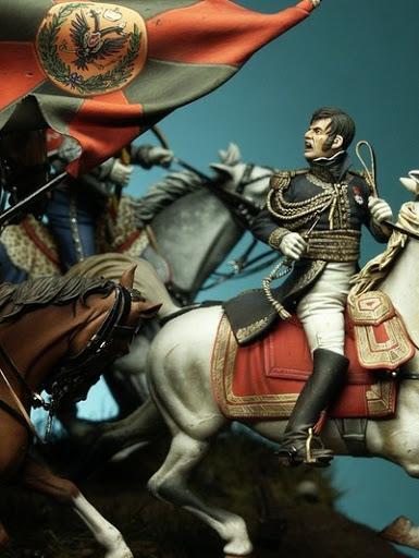 Le maréchal Lannes à cheval Solaust013