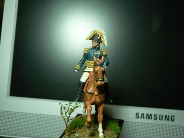 jérome Bonaparte - Waterloo Mini-P1040278